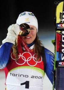 Les médailles trouées de Turin. Source: http://olympic.org