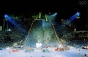 Un aperçu de la cérémonie d'ouverture. Source: http://www.olympic.org