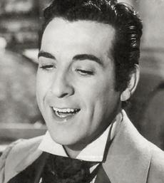 Luis Mariano (né le 12 août). Tenor espagnol et chanteur d'opérette.