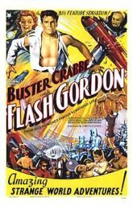Flash Gordon. Source: Wikipedia