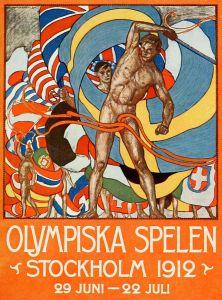 1912_Summer_Olympics_poster