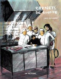 Carnets de bouffe - Cyril Doisneau